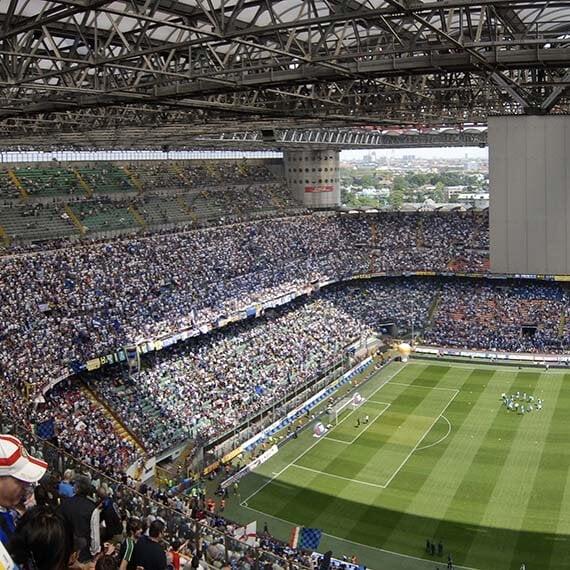 AC Milan, San Siro, Mailand