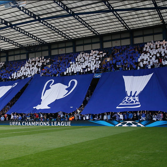 Chelsea FC, Stamford Bridge, Londres
