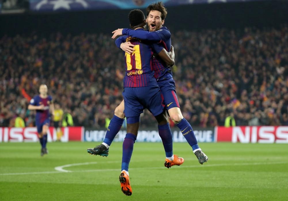 FC Barcelona - Real Madrid, 7 oktoberom 0:00