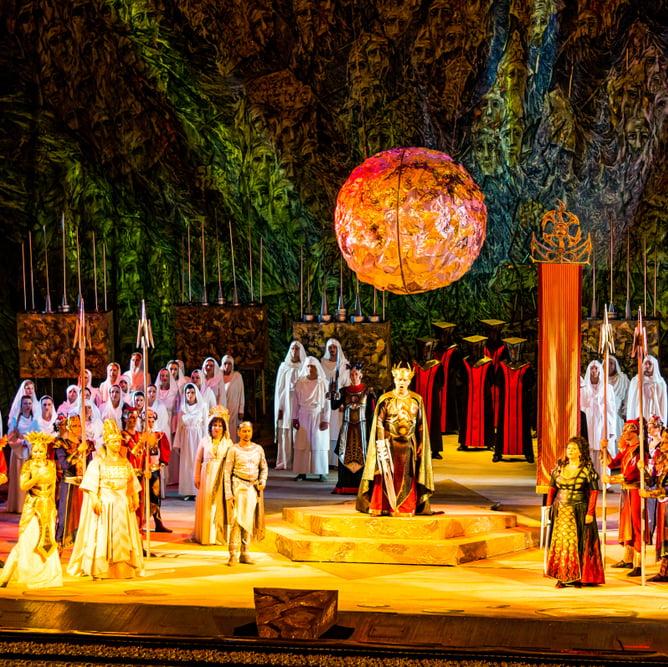 Nabucco, Arena di Verona, Verona