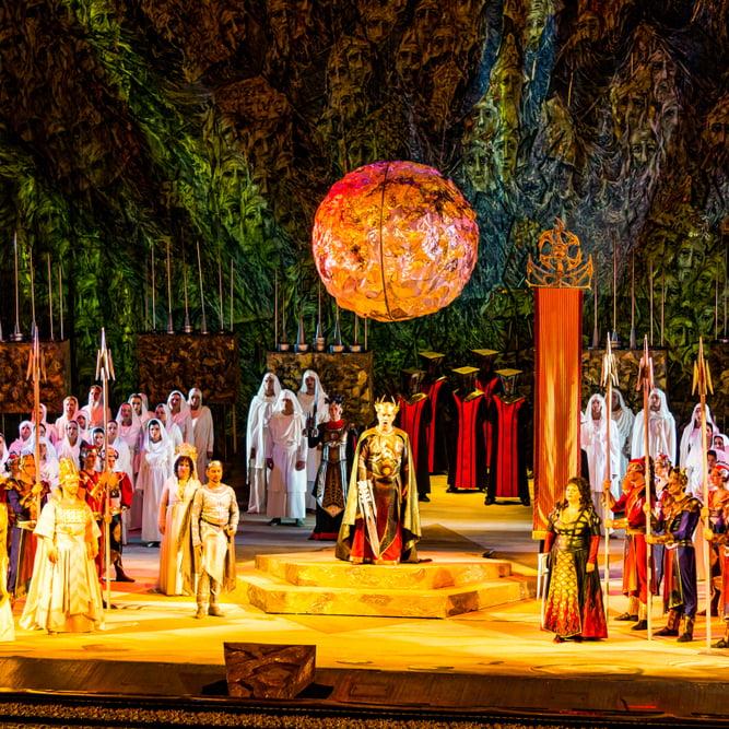 Nabucco - 24.07.2021 (Sat. 24 July 2021)