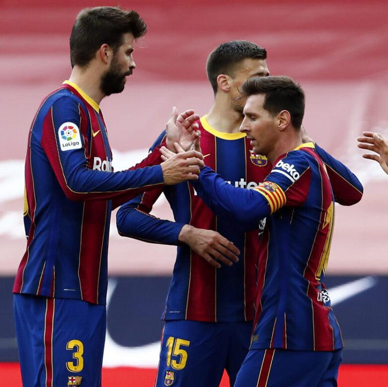 FC Barcelona - Valencia CF (sø. 17 oktober 2021)