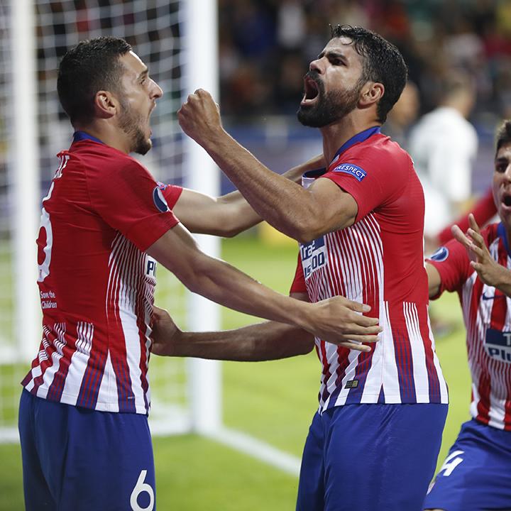 Atlético Madrid - Liverpool FC (CL) (ti. 19 oktober 2021)