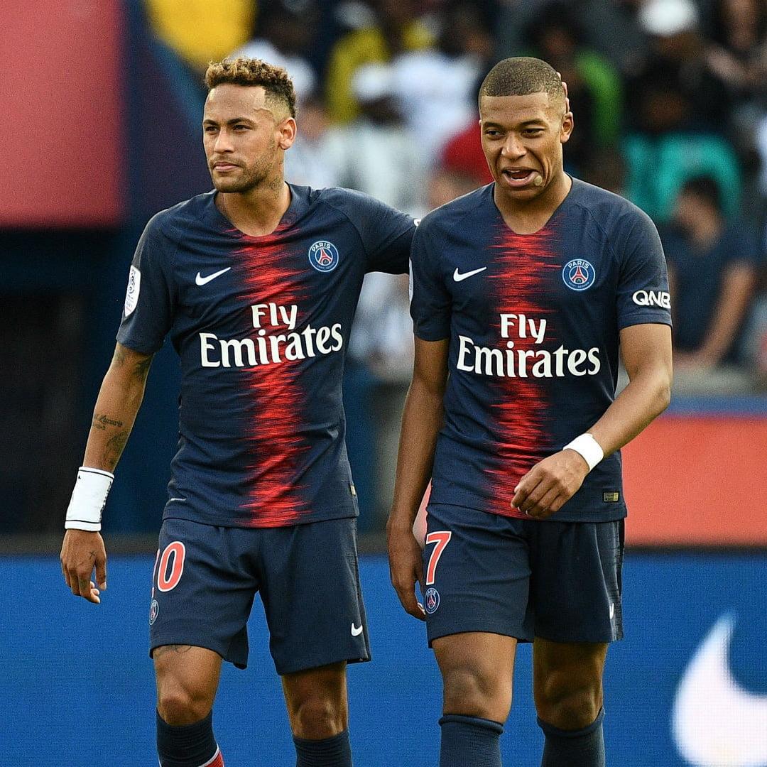 Paris Saint-Germain - OGC Nice (ons. 1 december 2021)