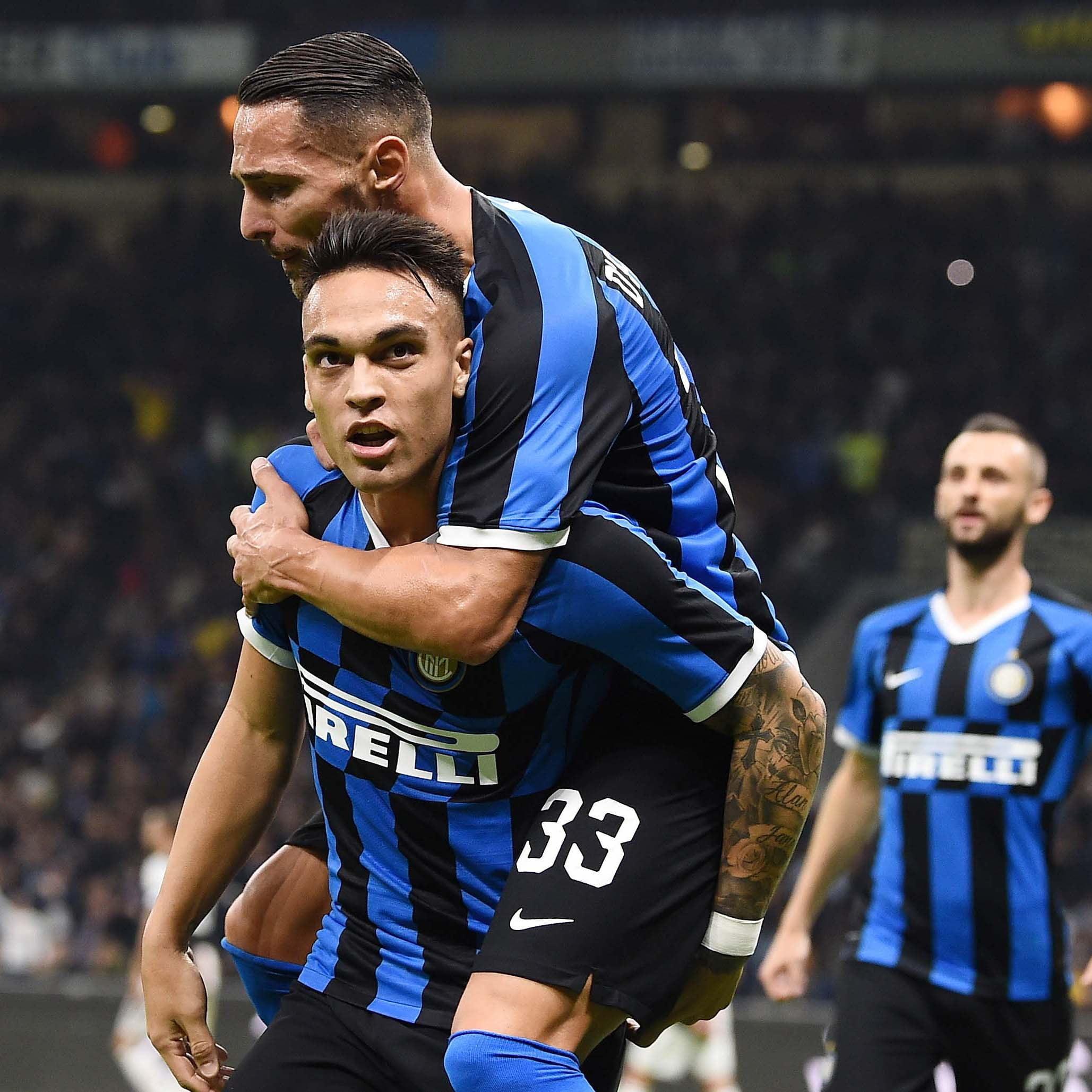Inter Milan - SSC Napoli (zo. 21 november 2021)