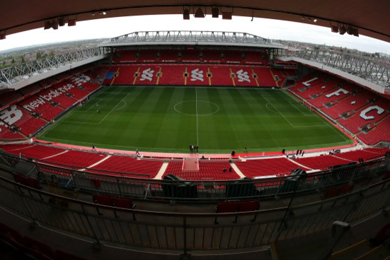 Premier Club Executive seats + Bob Paisley and Bill Shankley Suites hospitality