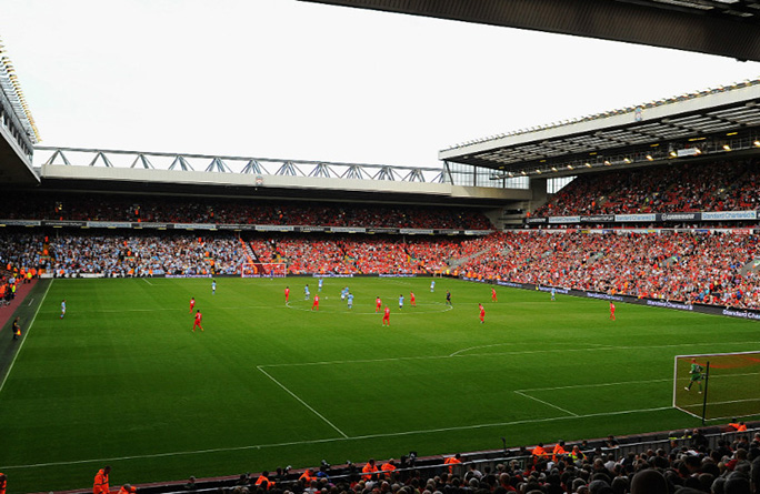 Anfield Road Stand